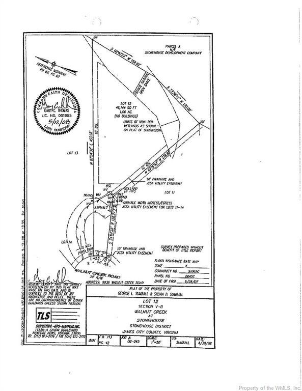 9936 Walnut Creek, Toano, VA 23168 (MLS #1832546) :: Chantel Ray Real Estate