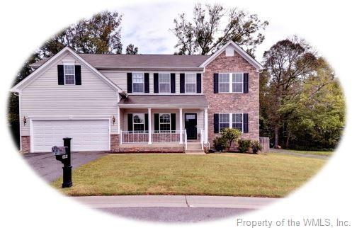 3496 Frederick Drive, Williamsburg, VA 23168 (#1833031) :: Abbitt Realty Co.
