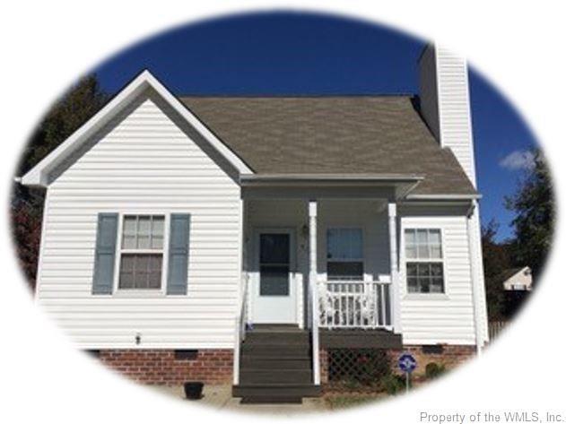 105 Watson Drive, Williamsburg, VA 23188 (#1833198) :: Abbitt Realty Co.