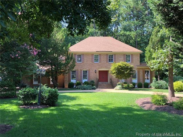 3 Whittakers Mill Road, Williamsburg, VA 23185 (MLS #1833471) :: EXIT First Realty
