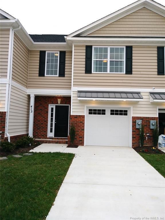 000 House Of Burgesses Way Mm-Frances, Williamsburg, VA 23185 (#1833491) :: Abbitt Realty Co.