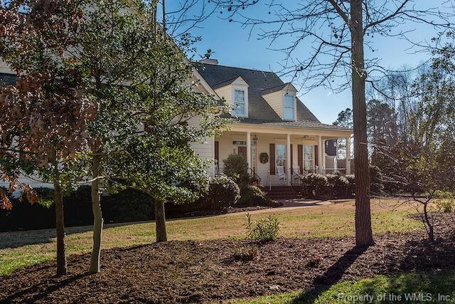 200 Castlerock, Williamsburg, VA 23188 (MLS #1900252) :: Chantel Ray Real Estate