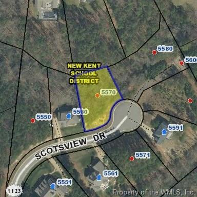 5570 Scotsview Drive, Providence Forge, VA 23140 (MLS #1900692) :: The RVA Group Realty