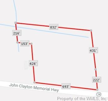0 John Clayton Memorial Highway, Mathews, VA 23109 (MLS #1901054) :: Chantel Ray Real Estate