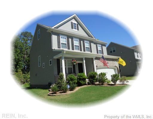 217 Dogwood Drive, Yorktown, VA 23690 (#1902447) :: Abbitt Realty Co.