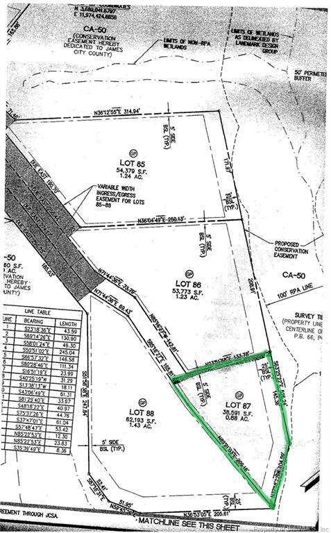 9948 Swallow Ridge, Toano, VA 23168 (MLS #1902629) :: Chantel Ray Real Estate