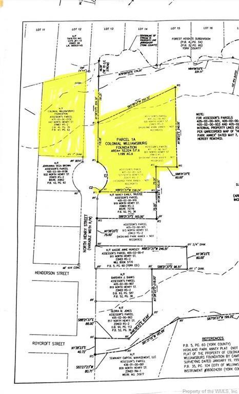 942 N Henry Street, Williamsburg, VA 23185 (MLS #1902833) :: Chantel Ray Real Estate