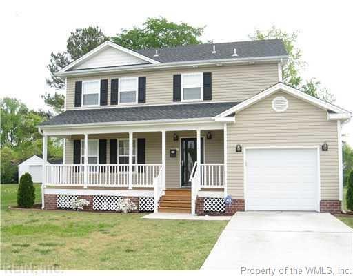14 Victor Street, Hampton, VA 23669 (MLS #1903239) :: Chantel Ray Real Estate