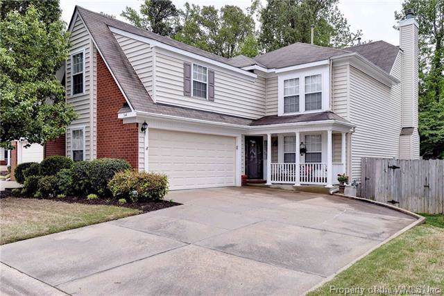 144 Waters Edge, Williamsburg, VA 20188 (MLS #1903465) :: Chantel Ray Real Estate