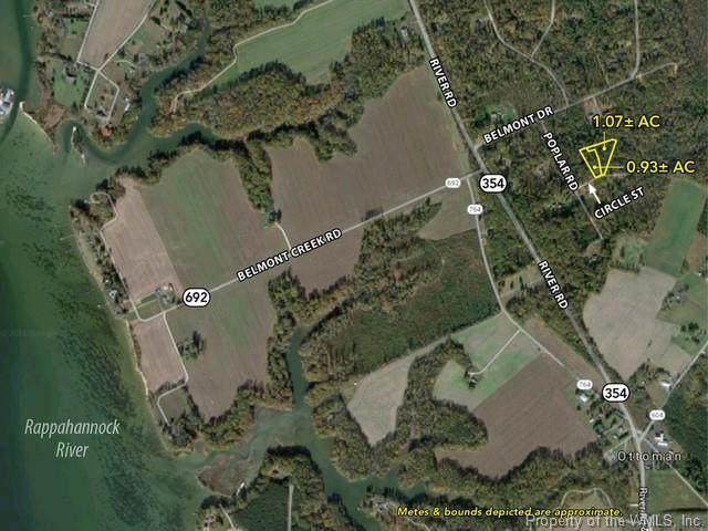 00 Circle Street, Lancaster, VA 22517 (MLS #1903654) :: Chantel Ray Real Estate