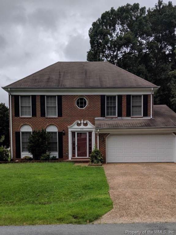 201 Peachtree Lane, Yorktown, VA 23693 (MLS #1904319) :: Chantel Ray Real Estate