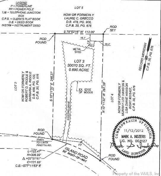 3104 Island Road, Gloucester, VA 23061 (MLS #1904766) :: Chantel Ray Real Estate
