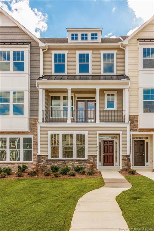 3913 Prospect Street 12-51, Williamsburg, VA 23185 (MLS #2000047) :: Chantel Ray Real Estate