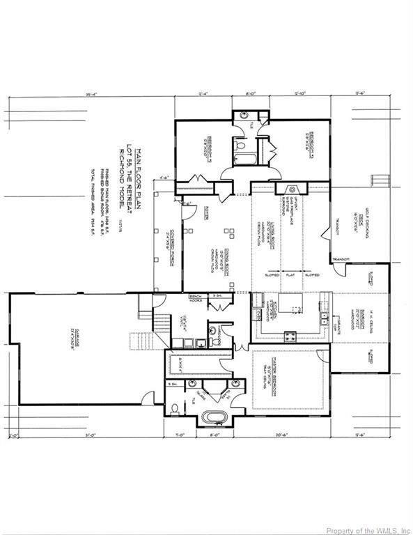 1682 Centennial Drive, Toano, VA 23168 (MLS #2000261) :: Chantel Ray Real Estate