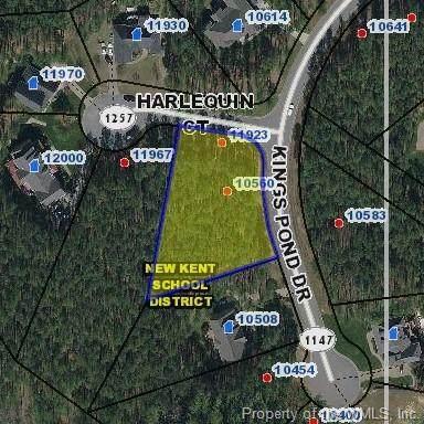 10560 Kings Pond Drive, Providence Forge, VA 23140 (MLS #2000584) :: Chantel Ray Real Estate