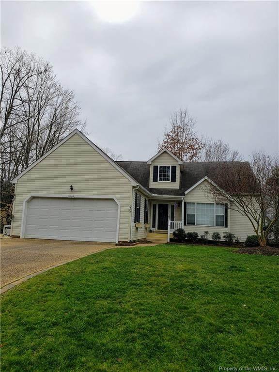 4505 Misty Court, Williamsburg, VA 23185 (MLS #2000717) :: Chantel Ray Real Estate