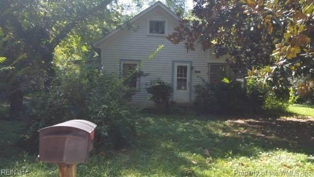 7710 Jordan Road, Gloucester Point, VA 23062 (MLS #2000869) :: Chantel Ray Real Estate