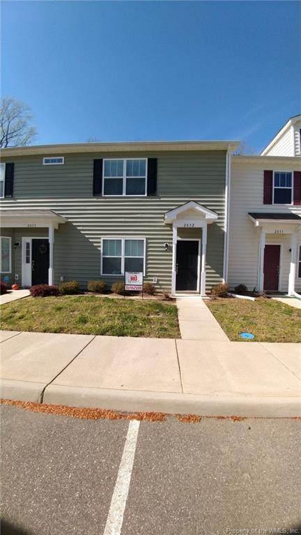 2032 Genevieve Trail, Williamsburg, VA 23185 (MLS #2001101) :: Chantel Ray Real Estate