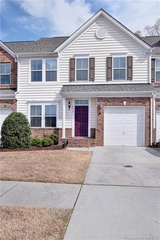 8619 Fielding Circle, Toano, VA 23168 (MLS #2001404) :: Chantel Ray Real Estate