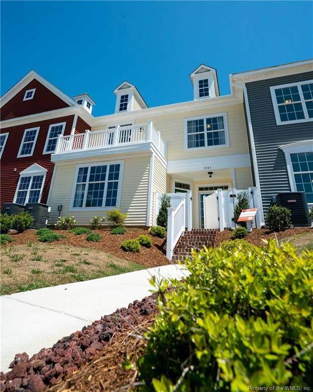 1107 Monarch Court 11-07, Williamsburg, VA 23185 (MLS #2001803) :: Chantel Ray Real Estate