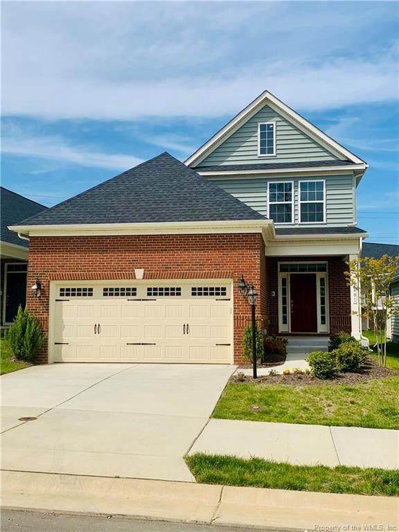 4401 Harrington Commons, Williamsburg, VA 23188 (#2002029) :: Abbitt Realty Co.