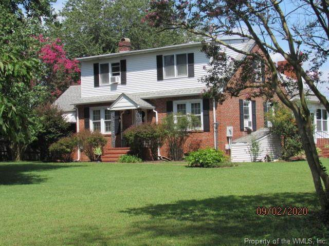 5024 Water View Road, Water View, VA 23180 (MLS #2003878) :: Howard Hanna Real Estate Services