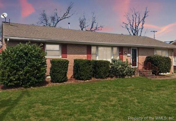 49 Courtney Avenue, Newport News, VA 23601 (#2100994) :: Abbitt Realty Co.