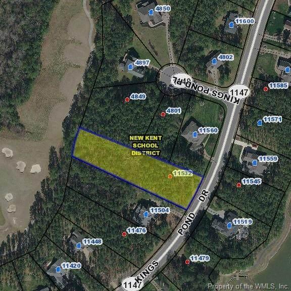 11532 Kings Pond Drive, Providence Forge, VA 23140 (#2101370) :: Atlantic Sotheby's International Realty
