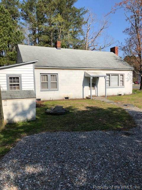 14301 Wilcox Neck Road, Charles City, VA 23030 (#2101755) :: Atlantic Sotheby's International Realty