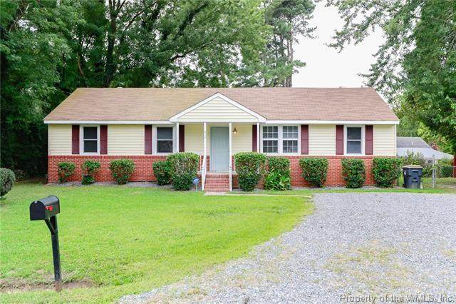 914 Foley Drive, Williamsburg, VA 23185 (#2101812) :: The Bell Tower Real Estate Team
