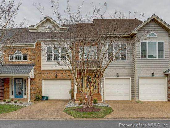 34 Mizzen Circle #403, Hampton, VA 23664 (MLS #2101938) :: Howard Hanna Real Estate Services