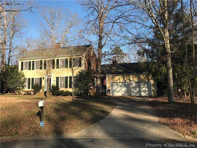 128 W Kingswood Drive, Williamsburg, VA 23185 (MLS #2101963) :: Howard Hanna Real Estate Services