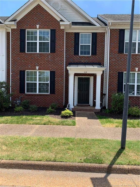 104 Park Place, Williamsburg, VA 23185 (MLS #2102256) :: Howard Hanna Real Estate Services