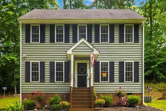 72 Abingdon Lane, King William, VA 23086 (MLS #2102324) :: Howard Hanna Real Estate Services