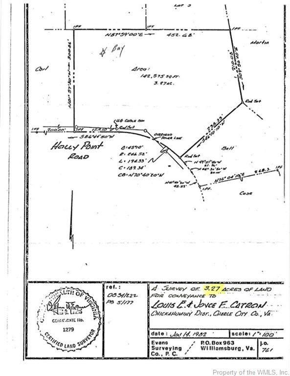 3.27 Pinewood Road, Williamsburg, VA 23185 (MLS #2102334) :: Howard Hanna Real Estate Services