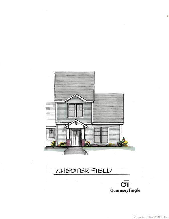 2021 Holmes Court East, Williamsburg, VA 23188 (MLS #2102359) :: Howard Hanna Real Estate Services