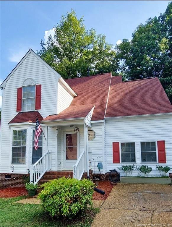 950 Pheasant Run, Williamsburg, VA 23188 (MLS #2102366) :: Howard Hanna Real Estate Services