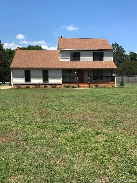 4412 Powhatan Crossing, Williamsburg, VA 23188 (MLS #2102383) :: Howard Hanna Real Estate Services
