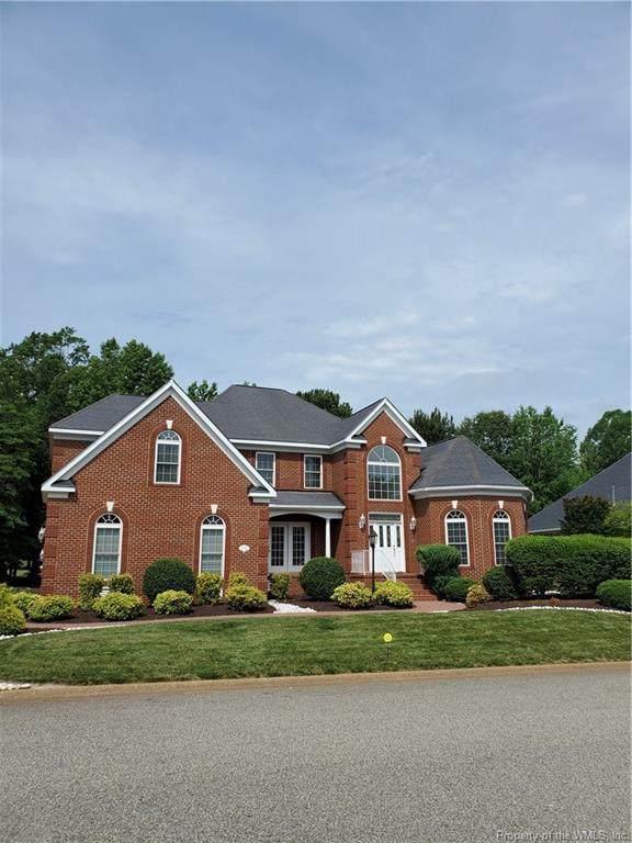 3293 Windsor Ridge S, Williamsburg, VA 23188 (#2102403) :: The Bell Tower Real Estate Team