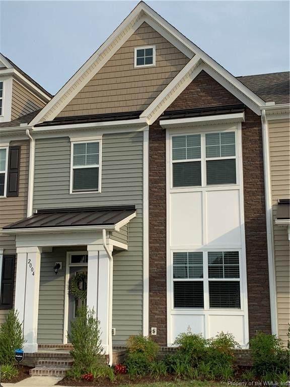 2004 Chartwell Drive, Newport News, VA 23608 (MLS #2102580) :: Howard Hanna Real Estate Services