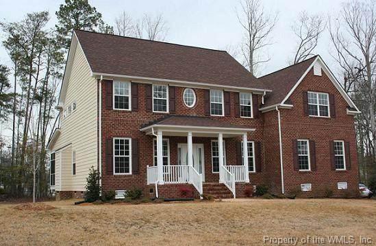 3109 Windy Branch Drive, Toano, VA 23168 (MLS #2103020) :: Howard Hanna Real Estate Services