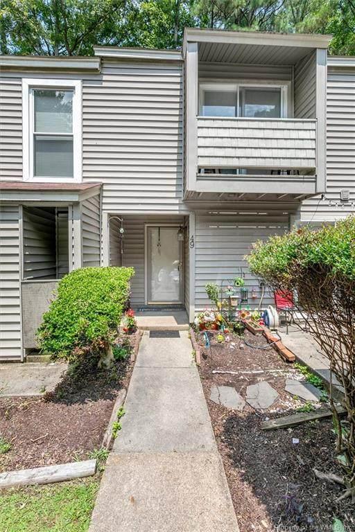 49 Summer E, Williamsburg, VA 23188 (MLS #2103283) :: Howard Hanna Real Estate Services