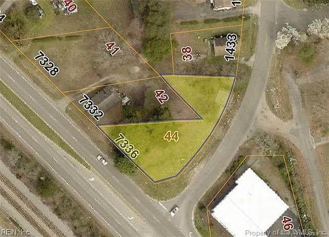 7336 Merrimac Trail, Williamsburg, VA 23185 (#2103383) :: Atlantic Sotheby's International Realty