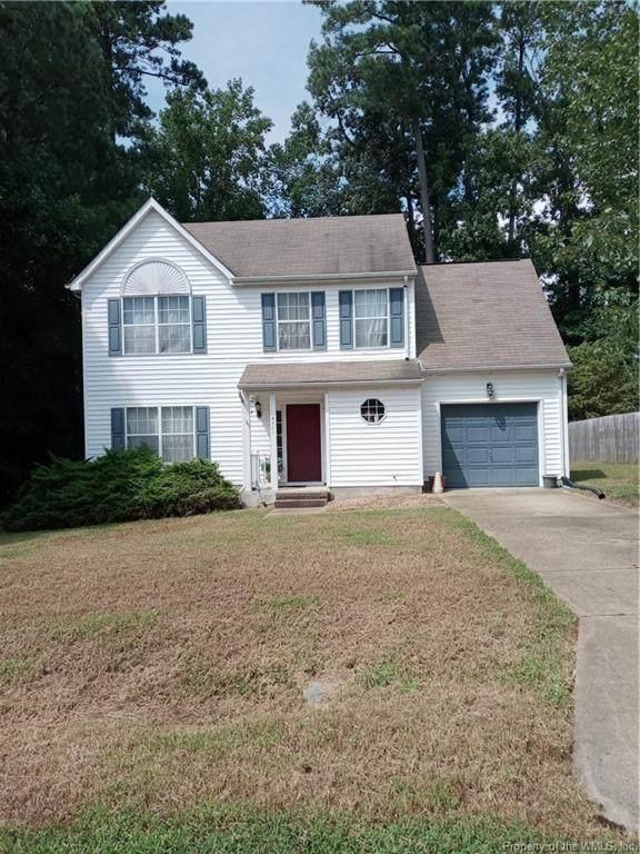 4201 Teakwood Drive, Williamsburg, VA 23188 (#2103611) :: Atlantic Sotheby's International Realty