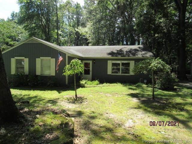 4221 Aberdeen Creek Road, Gloucester, VA 23061 (#2103715) :: Atlantic Sotheby's International Realty