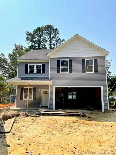 1331 Penniman Road A, Williamsburg, VA 23185 (#2103771) :: The Bell Tower Real Estate Team