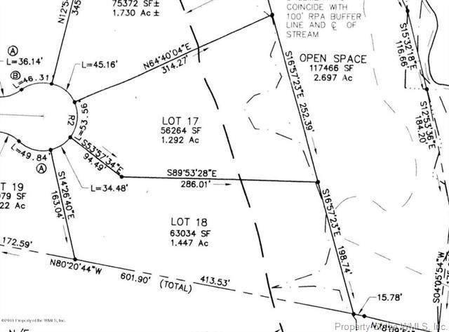 Lot 18 Mid Ocean, Williamsburg, VA 23188 (#2104276) :: Atlantic Sotheby's International Realty