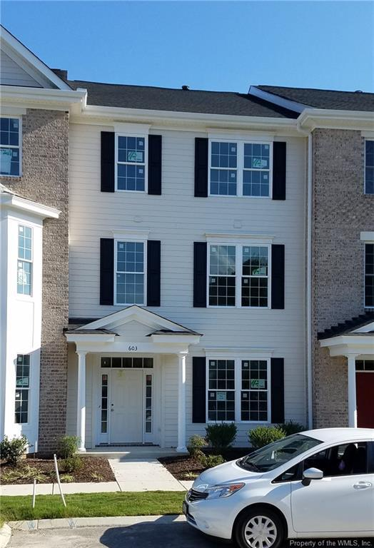 603 Fleming Way #603, Yorktown, VA 23692 (#1816415) :: Abbitt Realty Co.