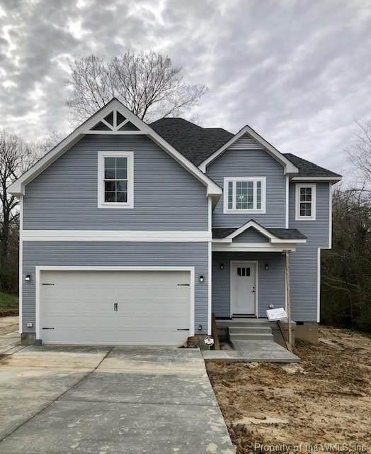 816 Jackson Drive, Williamsburg, VA 23185 (MLS #2000028) :: Chantel Ray Real Estate