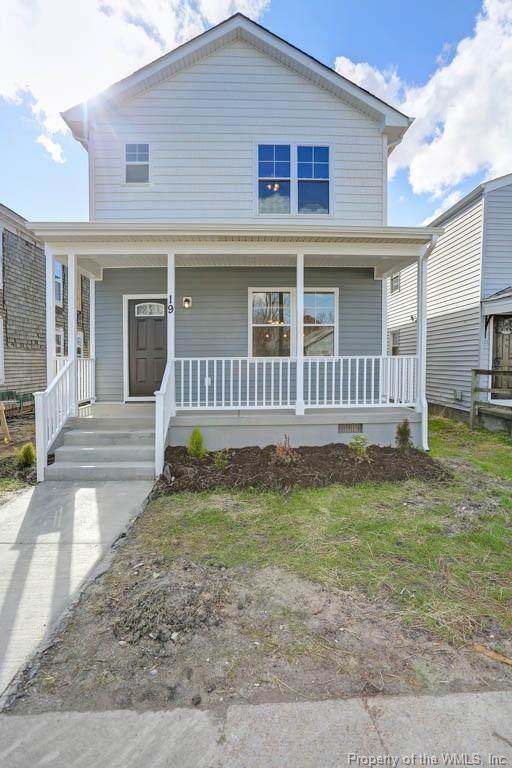 19 W Chamberlin Avenue, Hampton, VA 23663 (MLS #2000434) :: Chantel Ray Real Estate